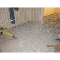 Штробление, резка, демонтаж  бетона