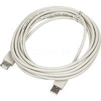 Новый кабель-удлинитель  USB-USB 2.0 TELECOM, 3м