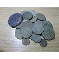 30 Царских монет. С 1 рубля!