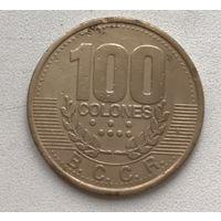 Коста-Рика 100 Колон 1995 г.