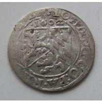3 крейцера 1602