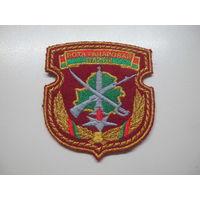 Шеврон рота почетного караула ВВ Беларусь