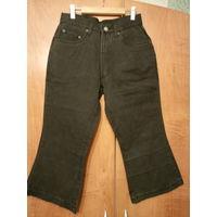 Капри джинсовые, размер М