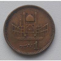 Пакистан 1 рупия 2099, KM#62