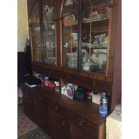 Шкафы 3шт от секции Заславль
