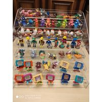 Сборные игрушки Киндер сюрприз