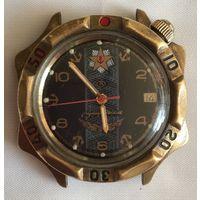 Часы наручные Адмиральские. В рабочем состоянии.