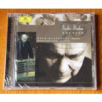 Bach / Buxtehude. Kantaten - Fischer-Dieskau (Audio CD)