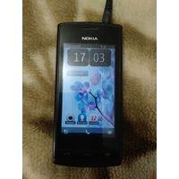 Телефон NOKIA 500 б/у.