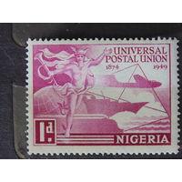 Нигерия. 1949 г.