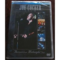 "Joe Cocker ""Across From Midnight Tour"" DVD 5"