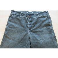 Итальянские штаны MCS Italia, темнозеленого цвета