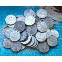 Китай 1 цзяо. Инвестируй выгодно в монеты планеты!