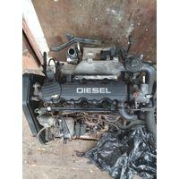 Двигатель X17DTL 1,7dti Opel