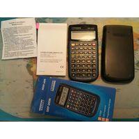 Калькулятор научный Citizen SRP 256N новый, в полной комплектации, почти не использовался