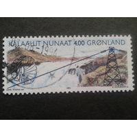 Дания Гренландия 1994