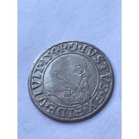 Грош 1541г. Пруссия