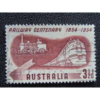 Австралия 1954г. Техника.