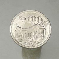 Индонезия 100 рупий 1973