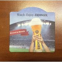 Подставка под пиво Erdinger No 5