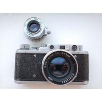 Фотоаппарат Зоркий 1955г + Юпитер 8