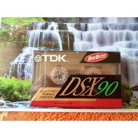 Аудиокассета TDK DSX-90