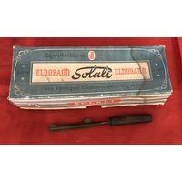 Zigarettenhulsen упаковка с гильзами Машинка для набивки гильз Германия оккупация