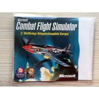 Авиа-симулятор - Microsoft COMBAT FLIGHT SIMULATOR 1 Europe Series Pc Cd Original