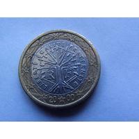 Франция 1 евро 2000г.  распродажа