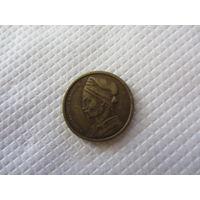 Греция 1 драхм 1982 г.