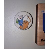 Значок Время приключений, Adventure Time