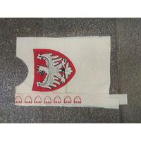 Котта(накидка на кольчугу) тканевая польская с поясом детская