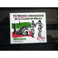 Мексика 1990 (Ми-2182) Марафон**  спорт