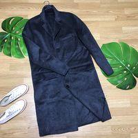 Новое мужское пальто-блейзер H&M 46 размер (170/92)