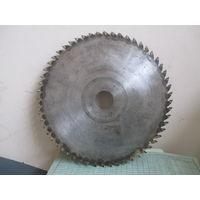 Пильный диск с твёрдосплавными зубьями. 365х50мм Пила для циркулярки.
