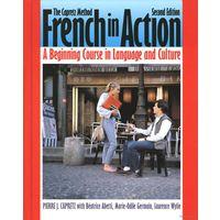 Видеокурс ФРАНЦУЗСКОГО языка - French in Action (Французский в действии) (3 DVD-диска)