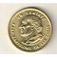 Гватемала 1 сентаво 1994