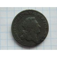3 гроша 1766 г. САП.  С 1 рубля без М.Ц.