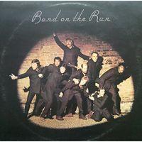 Wings /Band On The Run/1973, EMI, LP, EX, U.K
