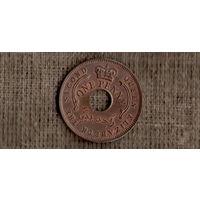 Нигерия 1 пенни 1959 / /Н/