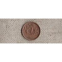 Колумбия 1 сентаво 1969//(Ab)