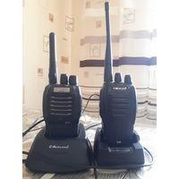 Портативная радиостанция Midland G10 и G11