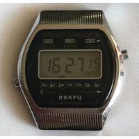 Часы наручные. Электроника 5. СССР.В рабочем состоянии.