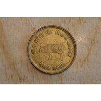 Непал 10 пайс 1971