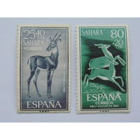 Испанская Сахара 1961 г.