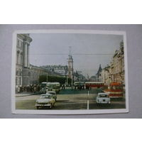 Мазелев Р., Ленинград. Невский проспект; 1963, чистая.