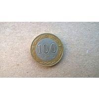 Казахстан 100 тенге, 2004г. (sb-1)