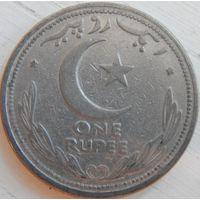 6. Пакистан 1 рупия 1948 год