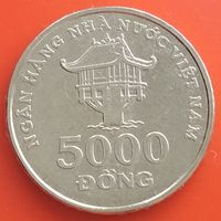 5000 донгов 2003 ВЬЕТНАМ