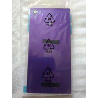 Новая задняя крышка к Sony Xperia Z1 Purple